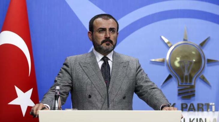 AK Parti Sözcüsü Ünal: Operasyon Afrin ile sınırlı değil