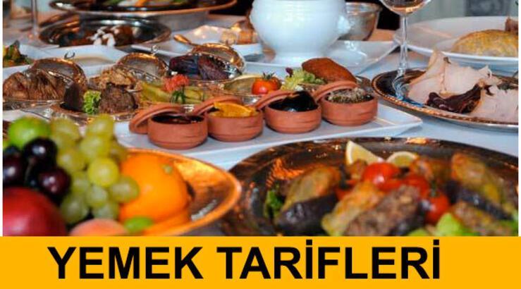 3 Haziran iftar menüleri ve günün yemek tarifleri! (Bugün ne pişirsem?)