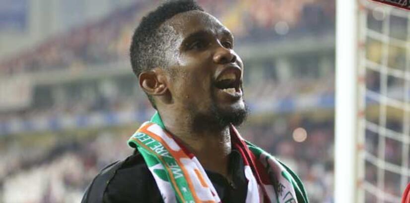 Eto'o ve Sampdoria arasında alacak kavgası