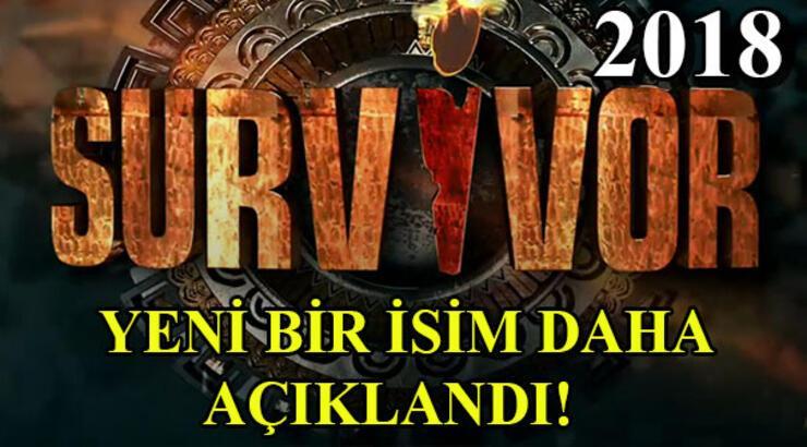 Survivor 2018 yarışmacıları - Survivor'a o isimde gidiyor!