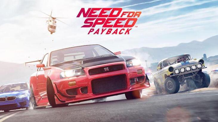 Need for Speed Payback resmi olarak duyuruldu