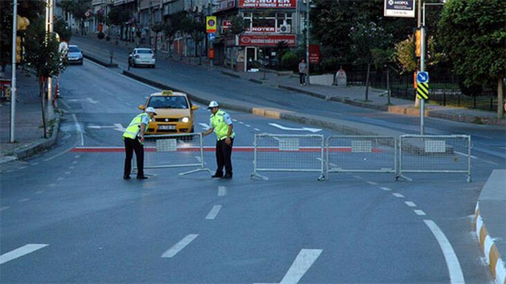 İstanbullular, yarın bu yollara dikkat