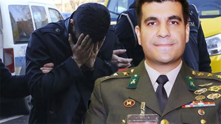 Yüzbaşı Burak Akın'ın ifadesinde adı geçen 2 yüzbaşı tutuklandı