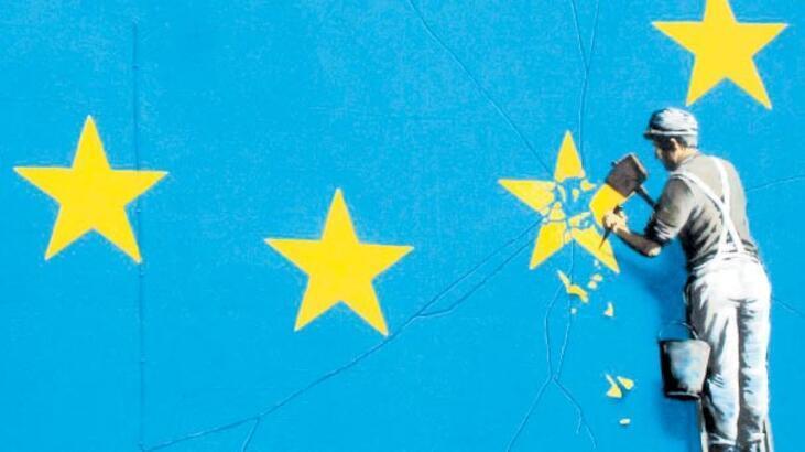 Banksy'den muhafazakârlara karşı kampanya