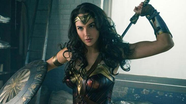 Zirvenin adı Wonder Woman