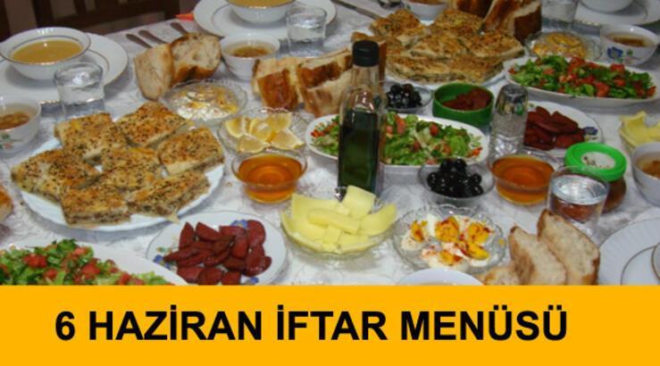 Ramazan iftar menüleri ve en kolay yemek tarifleri! - 6 Haziran bugün ne pişirsem?
