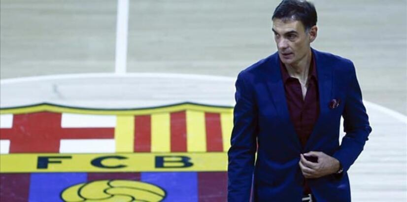 Barcelona'da Georgias Bartzokas depremi!