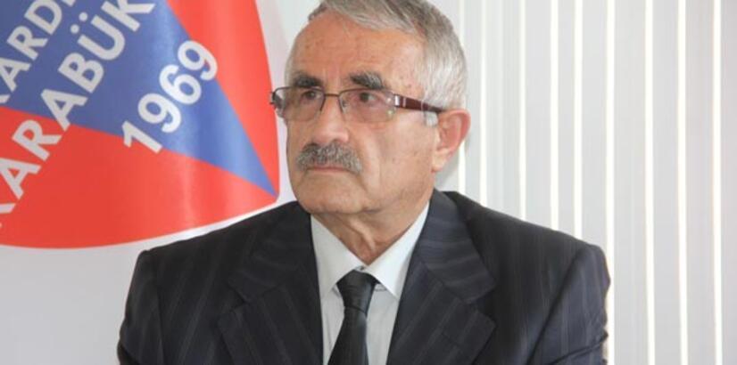 Kardemir Karabükspor'da hedef kalıcı olmak