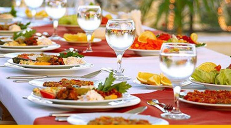 2017 Ramazan iftar menüsü! - Bugün iftarda ne pişirsem?