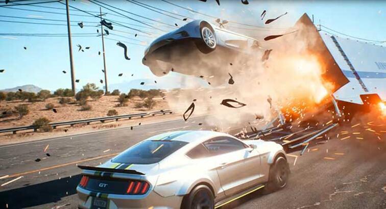 Need for Speed: Payback'in ilk oynanış videosu yayınlandı