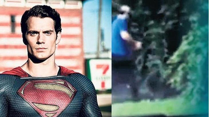 Süperman kaplumbağa kurtardı