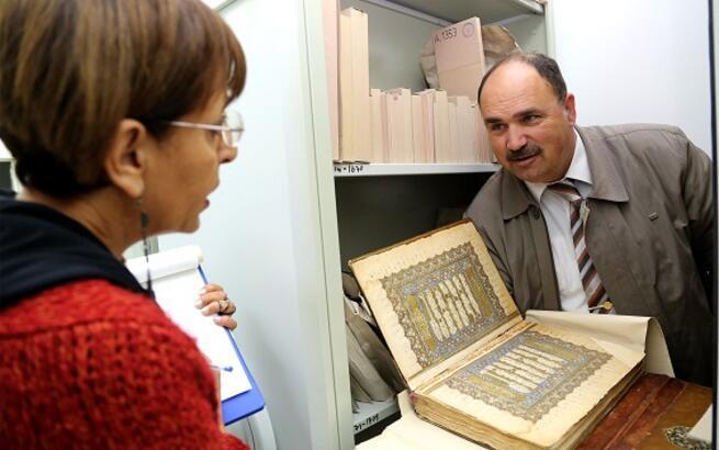 'Kuzey Kıbrıs'ın hazinesi: Milli Arşiv