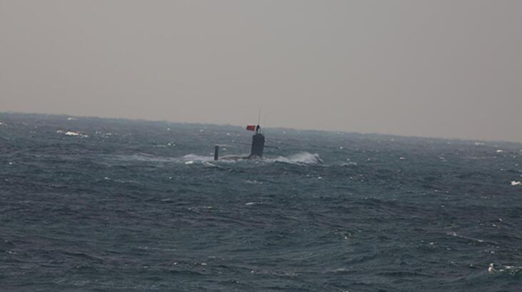 Japonya'dan flaş açıklama: Çin'in nükleer denizaltısı...
