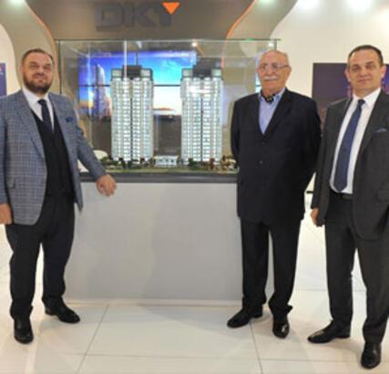 DKY Sahil ilk kez Cityscape'te tanıtıldı