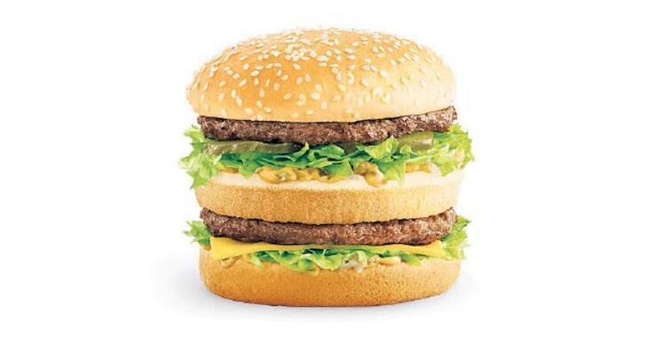 Big Mac için 3 saat 52 dakika