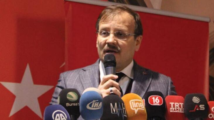Başbakan Yardımcısı Çavuşoğlu, CHP'li Kaftancıoğlu'nu eleştirdi