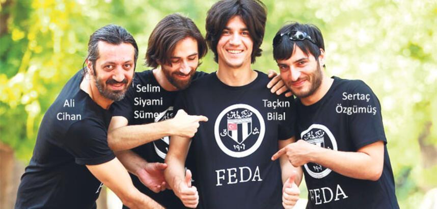 'Feda ile Türk futboluna vefa borcumuzu ödedik'