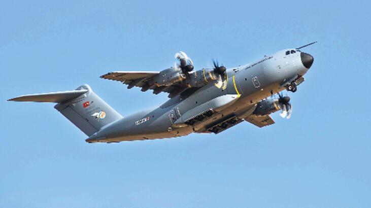Türkiye'nin A400M uçağı yakında geliyor