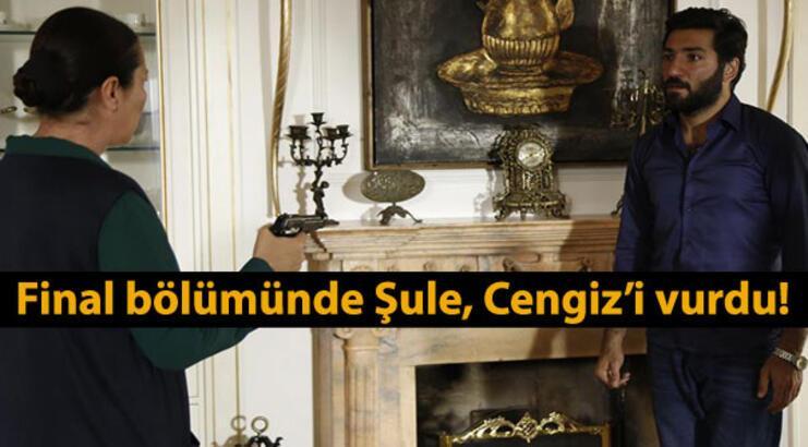 Anne dizisi final bölümünde Şule, Cengiz'i vurdu!
