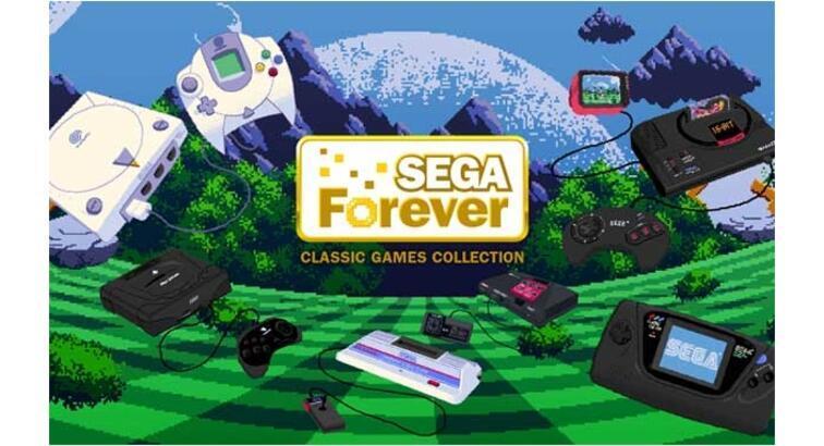 SEGA'nın efsane konsol oyunları mobile taşınıyor