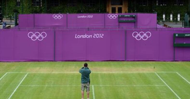 Wimbledon'a makyaj