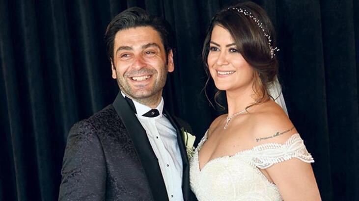 Ozan Akbaba evlendi