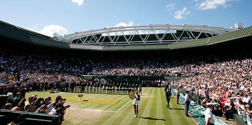 Tenis klasiği Wimbledon başlıyor!