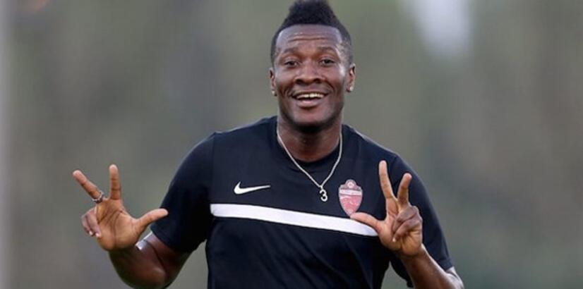 Kayserispor, Asamoah Gyan'ın transferini bitirdi!