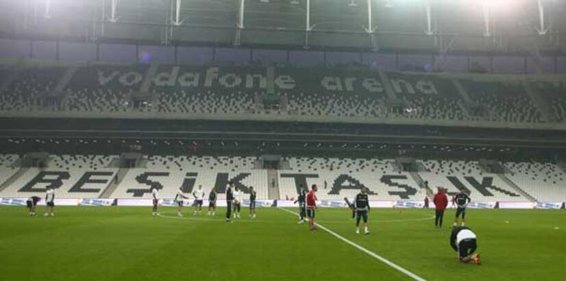 Beşiktaş çifte mutluluk peşinde