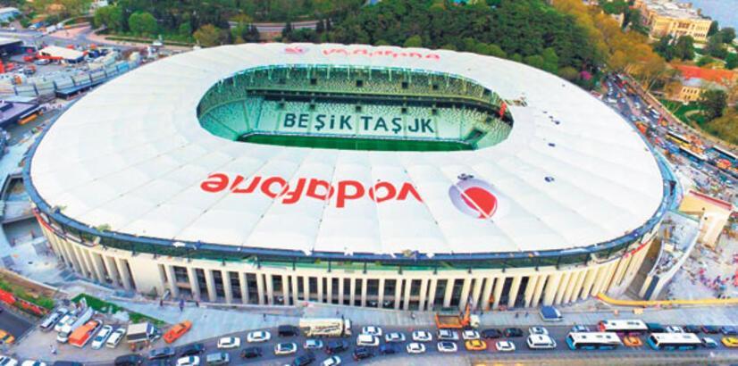 Vodafone Arena'da hasret bitiyor!
