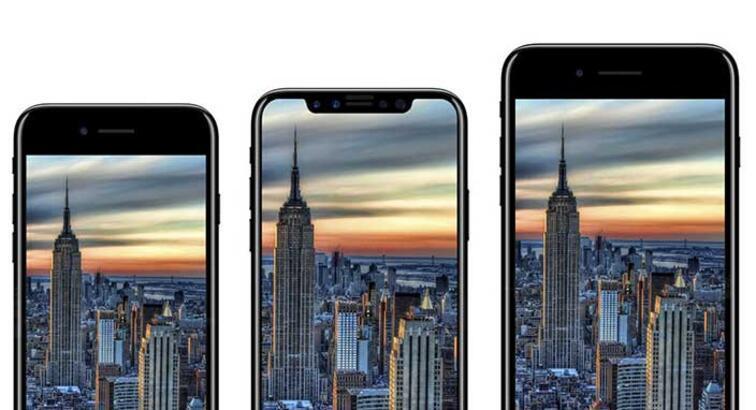 iPhone 8, piyasadaki en yüksek ekran-gövde oranına sahip olacak