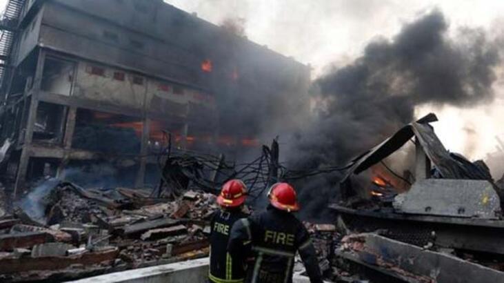Bangladeş'te fabrikada patlama: 8 ölü, 50 yaralı