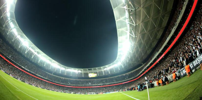 Vodafone Arena'da 14 ilk birden!