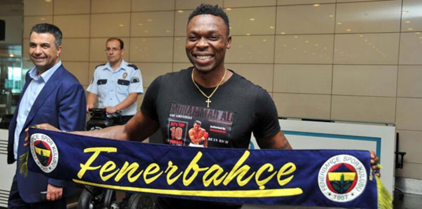 Fenerbahçe, Kameni ile imzaladı!