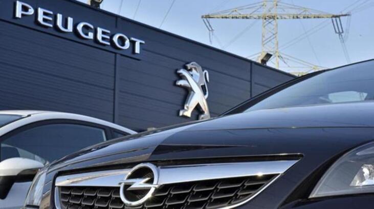 Peugeot'un Opel'i satın almasına AB'den onay geldi
