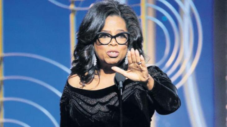 Oprah'a 'aday ol' baskısı