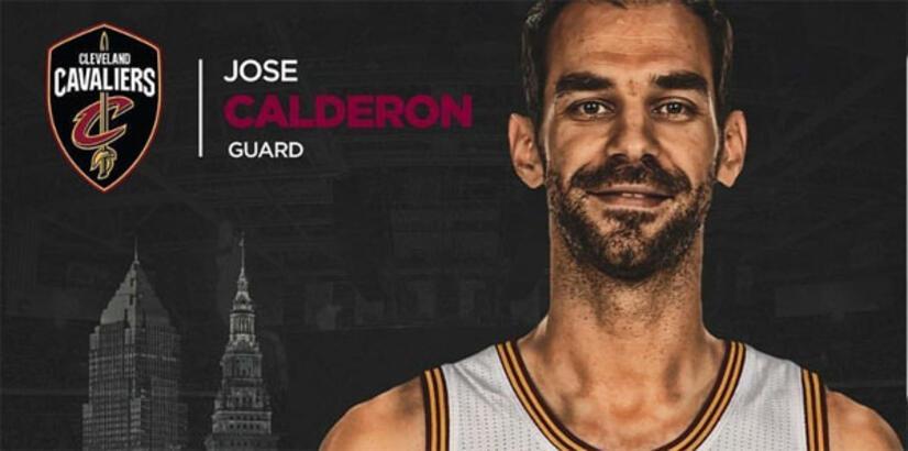 Calderon'un yeni adresi Cavaliers