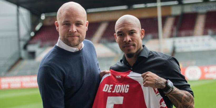 De Jong'un Mainz sırrı