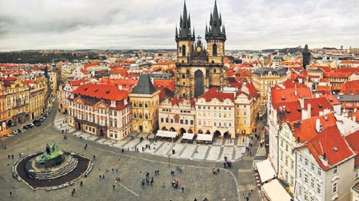 Avrupa'nın yeni  ülkesi: Çekya