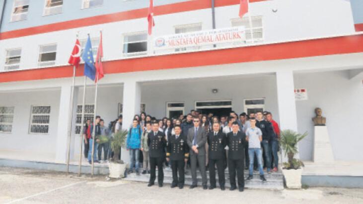 Adriyatik'teki Türk üssü