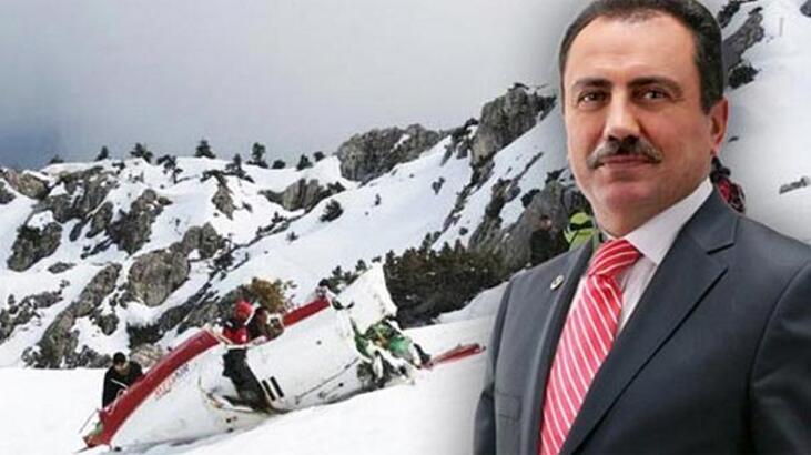 Muhsin Yazıcıoğlu'nun ölümü darbe raporunda!