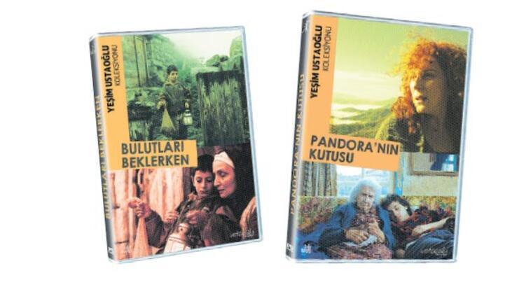 Yeşim Ustaoğlu'nun filmleri DVD'de