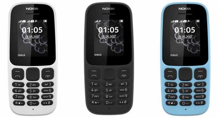 Nokia, 100 TL'den düşük fiyata sahip iki yeni telefonunu duyurdu