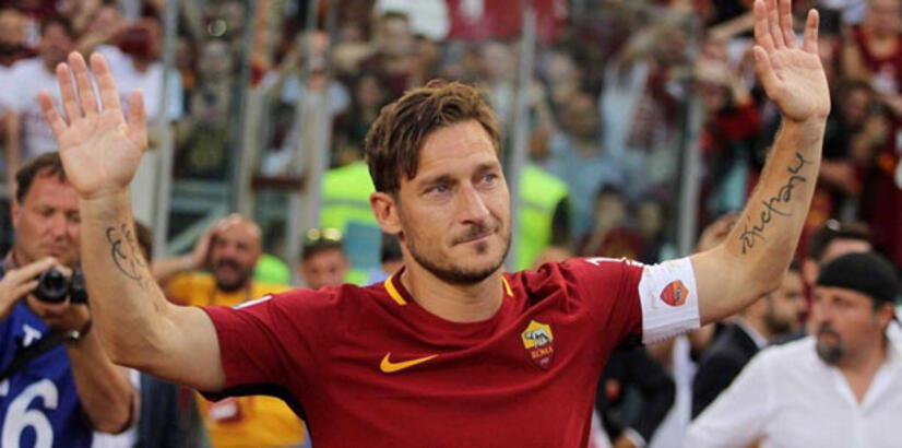 Totti'ye Roma'da görev!