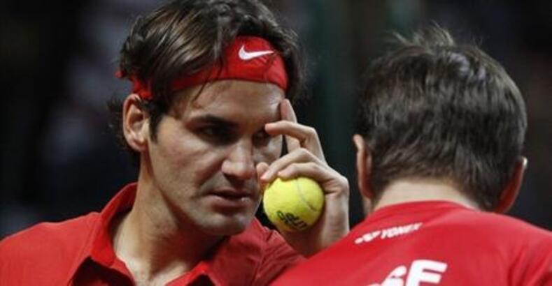 Federer-Wawrinka'dan erken veda