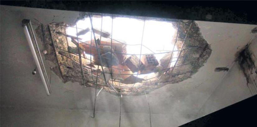 Heftige Explosion in Kilis