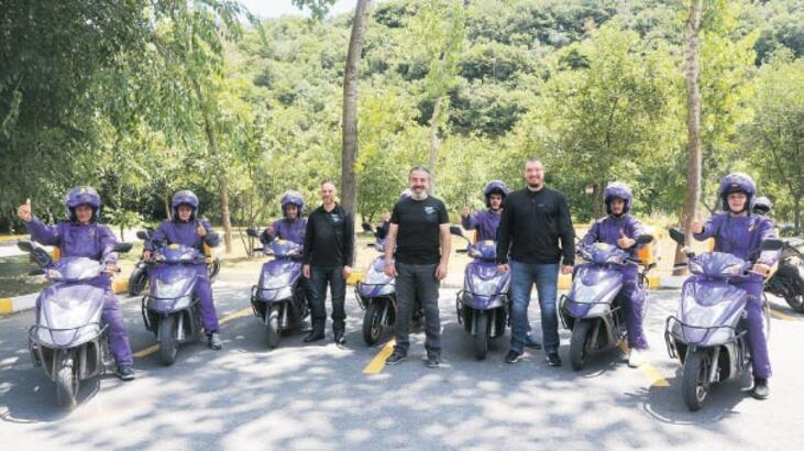 Motokuryelere teorik ve pratik özel eğitim