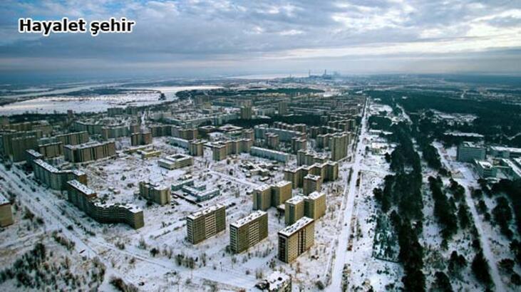 Çernobil'in en yakın görgü tanığı: Dev pembe bir parıltı