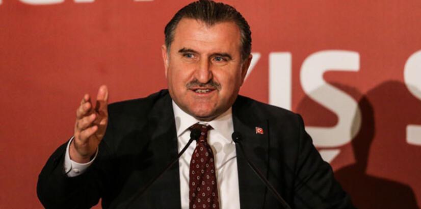 """Gençlik ve Spor Bakanı Bak: """"Hakemlerimize çok güveniyoruz"""""""