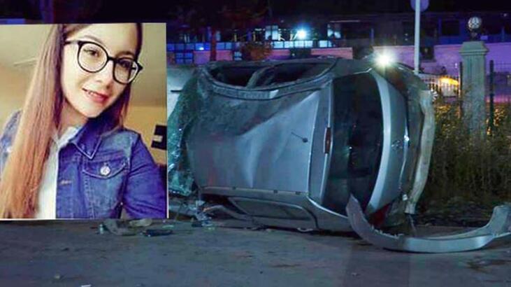 Liseli Seynur'un öldüğü kazada traktör sürücüsü tutuklandı